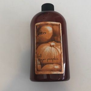 NWT Wen Fall Ginger Pumpkin cleansing conditioner
